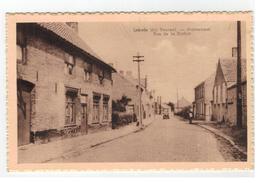 Leisele (bij Veurne) - Statiestraat  Rue De La Station - Alveringem