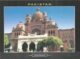PAKISTAN POSTCARD , VIEW CARD LAHORE MUSEUM - Pakistan