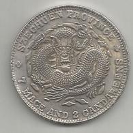 Cina, 1906, Dollar, Szechuen, Weight Gr. 20,42. - Cina