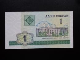 BIÉLORUSSIE : 1 RUBLE   2000    P 21     NEUF - Belarus