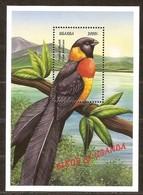 Ouganda Uganda Oeganda 1999 Yvertn° Bloc 305 *** MNH Cote 9 Euro Faune Oiseaux Vogels Birds - Ouganda (1962-...)