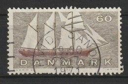 1970, 24. Sept. Schifffahrt. - Dänemark