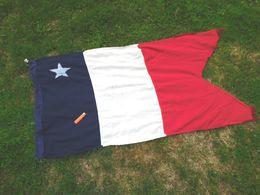 PAVILLON FRANCE MARINE NATIONALE CAPITAINE De VAISSEAU CHEF De DIVISION CVD  - Taille 5 - Flags