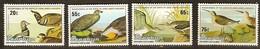 Penrhyn 1985  Yvertn° 306-309 *** MNH Cote 15 Euro Faune Oiseaux Vogels Birds Audubon - Penrhyn