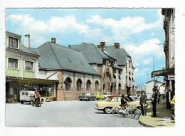 22207  CPM  HAGONDANGE  : Grand Centre Métallurgique De L' Est , La Gare S.N.C.F/ , Superbe Carte Photo !! ACHAT DIRECT - Hagondange