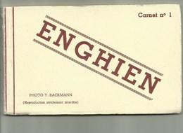 Enghien - Boekje Met 10 Postkaarten Compleet - Edingen