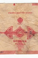 RUSSIA. THE LABEL FROM THE CANDY. NEW RASPBERRY. MANUFACTURE. - Cioccolato