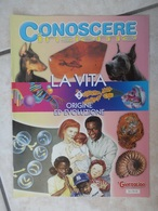 Conoscere Insieme - Opuscoli - La Vita - Origine Ed Evoluzione 2 - IL GIORNALINO - Books, Magazines, Comics
