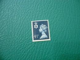 FRANCOBOLLO STAMPS   ELISABETTA II 1974  4 1/2 P - 1952-.... (Elisabetta II)