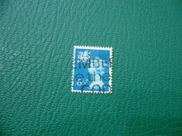 FRANCOBOLLO STAMPS   ELISABETTA II 1976 6 1/2 P - 1952-.... (Elisabetta II)