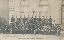 075/27 - Carte Photo MILITARIA -  Manoeuvres 1911 TP Armoiries LIEGE Vers Capitaine Vogels à ANVERS / CAPPELLEN - Liege