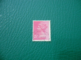 FRANCOBOLLO STAMPS   ELISABETTA II 1980 2 1/2 P - 1952-.... (Elisabetta II)