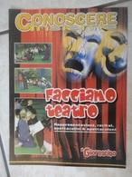 Conoscere Insieme - Opuscoli - Facciamo Teatro - IL GIORNALINO - Boeken, Tijdschriften, Stripverhalen
