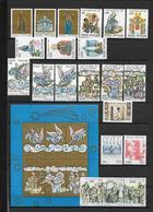 VATICAN - ANNEE 1988  ** - 21 VALEURS + 1 BLOC - COTE = 50 EUR. - Annate Complete