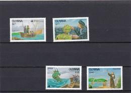 Guyana Nº 2623 Al 2626 - Guyana (1966-...)