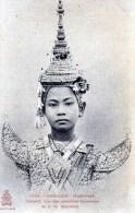 Samand, Une Des Premières Danseuses De SM Sisowath - Cambodia