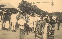 Pays Div - Ref M633- Centrafrique - Republique Centrafricaine - Bangui -celebration Du 14 Juillet - Carte Bon Etat  - - Central African Republic