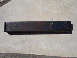 Ancien Chargeur Vide Certainement De Pistolet Mitrailleur Anglais, Sten MK2, 9 Mm, WW2, 1939-45, Royaume Uni (18-2543) - Army & War