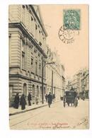 CPA (14)  Caen. Les Facultés.  Animation.Calêche. (B.120) - Caen