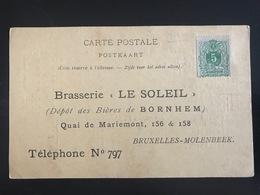 Brasseries Le Soleil - Molenbeek - Belgium