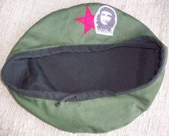 Military Style Green Beret - Che Gevara Cuba - Headpieces, Headdresses