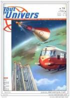 Tout L'univers 1968 N° 74 Conduire Automobile , La Thailande , Le Thon , Grands Ports Maritimes , Platon - Informations Générales