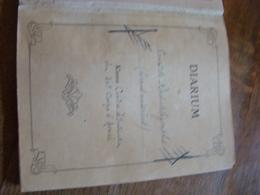 NOTE SUR COURS DE RADIOTELEGRAPHIE  DE 1921 30° Corps D'armée Biebrich Wiesbaden - Manuscrits