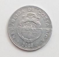 5 COLONES,COSTA RICA,2008 - Costa Rica