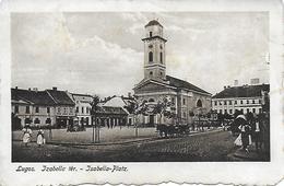HONGRIE  - LUGOS - ISABELLA PLATZ   ANIME 1919 - Hongrie