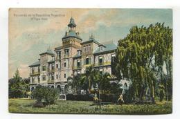 Buenos Aires - El Tigre Hotel - Early Postcard - Argentina