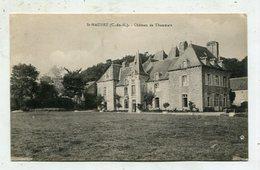 FRANCE - AK 330775 Maudez - Chateau De Thaumatz - Otros Municipios