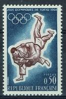 France, 1964 Summer Olympics, Tokyo, Japan, 1964, MNH VF - Ongebruikt