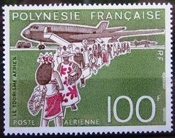 POLYNESIE FRANCAISE              P.A 91                      NEUF** - Luchtpost