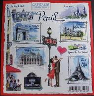 PTT/216 - CAPITALES EUROPEENNES / PARIS - BLOC N°F4514 NEUF** - Sheetlets