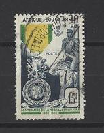 A.E.F. YT 229  Obl  Centenaire De La Médaille Militaire Française  1952 - A.E.F. (1936-1958)