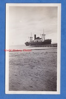 Photo Ancienne Snapshot - OUISTREHAM ( Calvados ) - Beau Bateau à Identifier - 1932 - Boat Ship Normandie Riva Bella - Boats