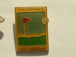 PIN'S TROPHEE GOLF AMATEUR - Golf