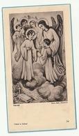 Bidprentje Van  Freddie (Familie Veenstra Foitzik)  Geleen 1960 Er Overleden 1963 Kind - Devotion Images