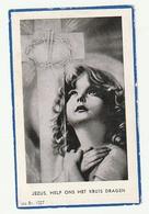Bidprentje Gerarda Maria Antoinetta KRAUS Geboren Stein 1938 Er Overleden 1951 - Devotion Images