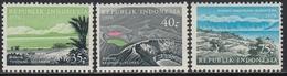 Indonesia 1976 - Tourism: Lakes - Mi 840-842 ** MNH - Indonesia