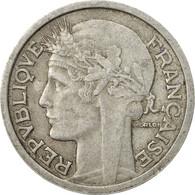 Monnaie, France, Morlon, 2 Francs, 1946, Paris, TB, Aluminium, Gadoury:538b - France