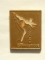 PIN'S ASCC GYMNASTIQUE - Gymnastics