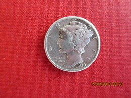 Etats Unis, One Dime Mercury 1930, TB+ - Federal Issues