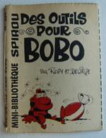 MINI RECIT N° 264 SPIROU  1408 Le Mini-récit DES OUTILS POUR BOBO - DELIEGE 1965 - Spirou Magazine