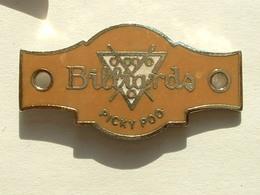 PIN'S BILLARD PICKY POO - Billard