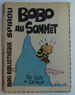 MINI RECIT N° 276 SPIROU  1420 Le Mini-récit BOBO AU SOMMET - DELIEGE 1965 - Spirou Magazine