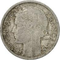 Monnaie, France, Morlon, 2 Francs, 1947, Paris, TB, Aluminium, Gadoury:538b - France