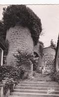 CPA 16 MONTIGNAC Charente Les Tours D'entrée Du Vieux Château N°10.630 Edit: GILBERT - France