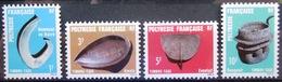 POLYNESIE FRANCAISE              TAXE 4/7                      NEUF** - Timbres-taxe