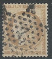 Lot N°44207  N°59, Oblit étoile Chiffrée 2 De PARIS (R. St-Lazare) - 1871-1875 Cérès
